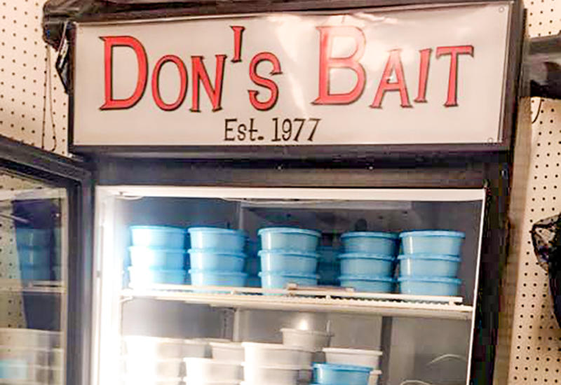 Don's Bait Cooler