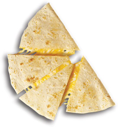 Kids Cheese Quesadilla