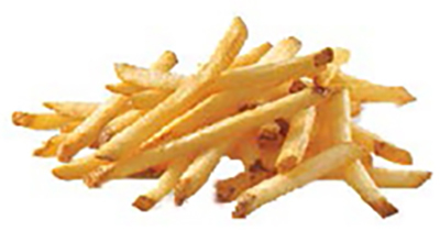 Chester's French fries